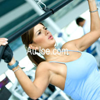weight loss gym routine