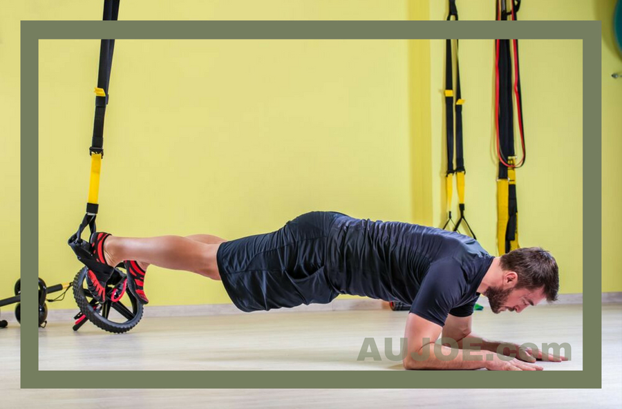 Push-ups as a Whole Body Workout